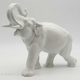 "Статуэтка ""Белый слон"". ЛФЗ"