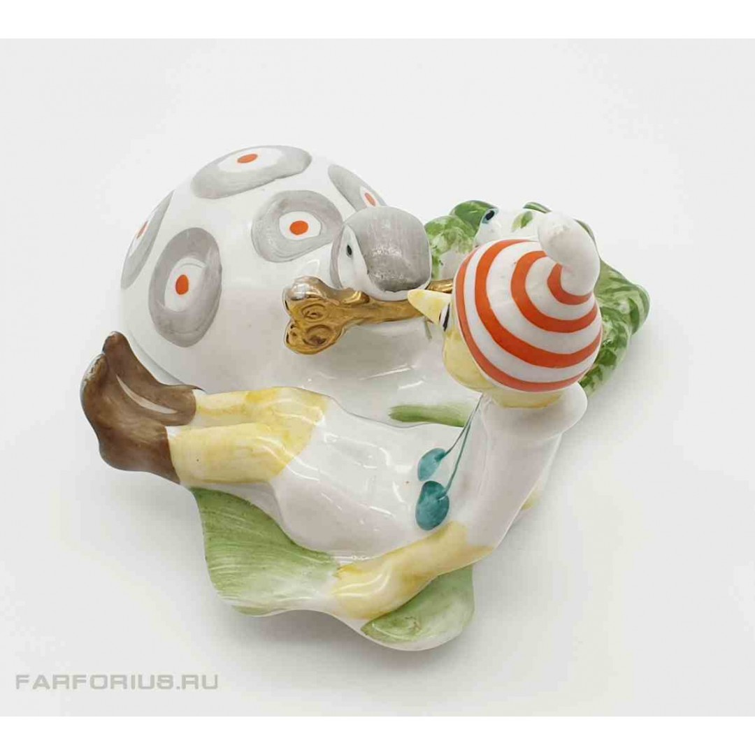 черепахи из фарфора италия фото полк лучшая