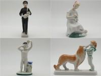 Скупка фарфоровых статуэток